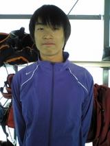 アジア室内で銅メダルを獲得した横田