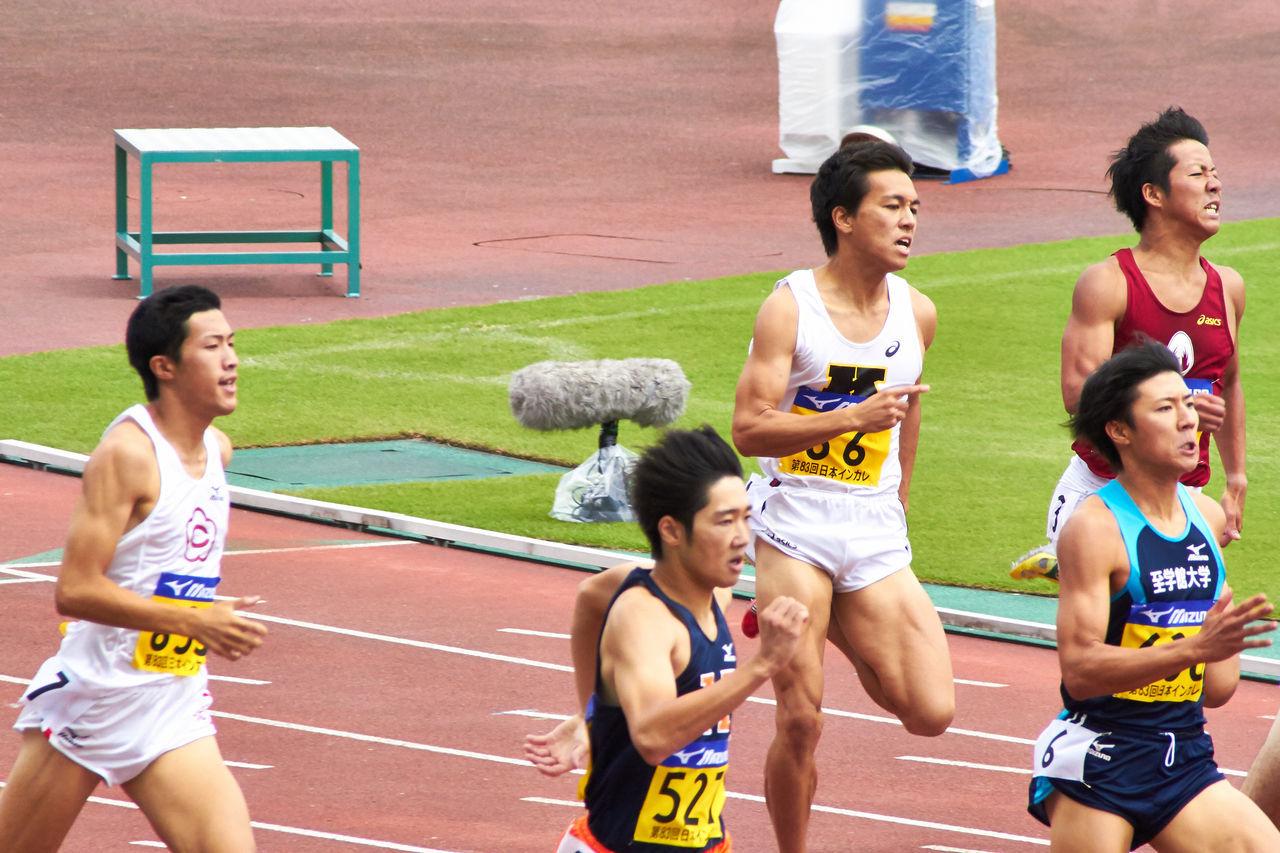 写真 1 茅田さん